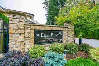 """Photo 2: 38 14655 32 Avenue in Surrey: Elgin Chantrell Townhouse for sale in """"Elgin Pointe"""" (South Surrey White Rock)  : MLS®# R2432888"""