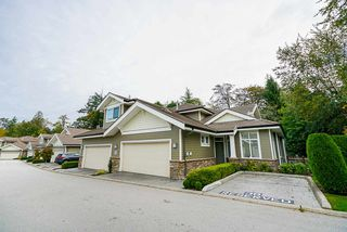 """Photo 1: 38 14655 32 Avenue in Surrey: Elgin Chantrell Townhouse for sale in """"Elgin Pointe"""" (South Surrey White Rock)  : MLS®# R2432888"""