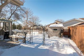 Photo 23: 2 Brookshire Street in Winnipeg: Lakeside Meadows Residential for sale (3K)  : MLS®# 202004342