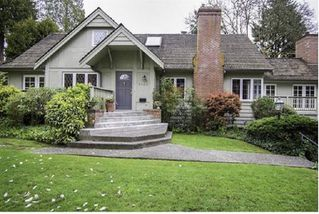 Main Photo: 6250 CEDARHURST Street in Vancouver: Kerrisdale House for sale (Vancouver West)  : MLS®# R2461320