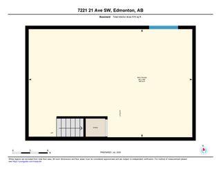 Photo 31: 7221 21 Avenue in Edmonton: Zone 53 House Half Duplex for sale : MLS®# E4206247
