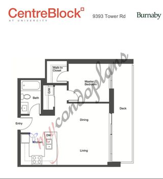 """Photo 4: 303 9393 TOWER Road in Burnaby: Simon Fraser Univer. Condo for sale in """"CENTRE BLOCK"""" (Burnaby North)  : MLS®# R2494638"""