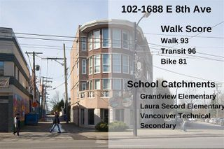 "Photo 27: 102 1688 E 8TH Avenue in Vancouver: Grandview Woodland Condo for sale in ""LA RESIDENZA"" (Vancouver East)  : MLS®# R2495355"