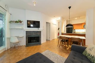 "Photo 3: 102 1688 E 8TH Avenue in Vancouver: Grandview Woodland Condo for sale in ""LA RESIDENZA"" (Vancouver East)  : MLS®# R2495355"