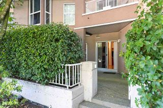 "Photo 2: 102 1688 E 8TH Avenue in Vancouver: Grandview Woodland Condo for sale in ""LA RESIDENZA"" (Vancouver East)  : MLS®# R2495355"