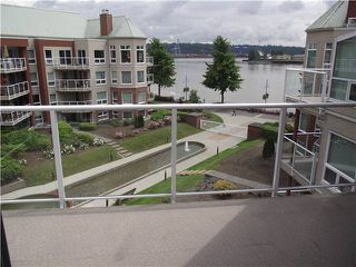 Photo 2: 409 1230 QUAYSIDE Drive in New Westminster: Quay Condo for sale : MLS®# V837097