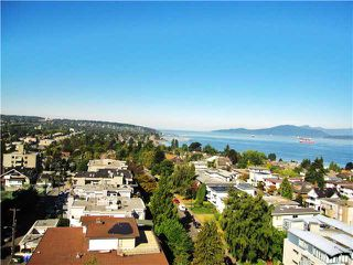 Photo 3: 1401 2370 W 2ND Avenue in Vancouver: Kitsilano Condo for sale (Vancouver West)  : MLS®# V849240