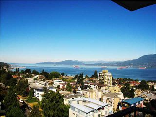 Photo 2: 1401 2370 W 2ND Avenue in Vancouver: Kitsilano Condo for sale (Vancouver West)  : MLS®# V849240