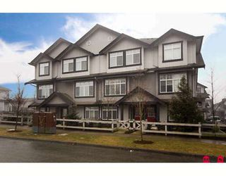 """Photo 25: 50 18839 69TH Avenue in Surrey: Clayton Townhouse for sale in """"Starpoint II"""" (Cloverdale)  : MLS®# F2903264"""