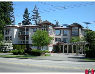 "Photo 1: 304 15342 20TH Avenue in Surrey: King George Corridor Condo for sale in ""STERLING PLACE"" (South Surrey White Rock)  : MLS®# F2907256"