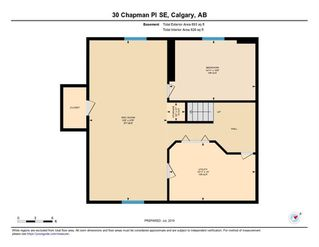 Photo 43: 30 CHAPMAN Place SE in Calgary: Chaparral Detached for sale : MLS®# C4258371