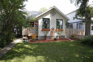 Photo 1: 251 Horace Street in Winnipeg: Norwood Residential for sale (2B)  : MLS®# 1920125