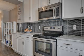 Photo 2: 31 7385 Edgemont Way NW in Edmonton: Zone 57 Townhouse for sale : MLS®# E4170127