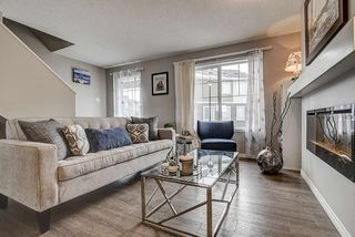 Photo 1: 31 7385 Edgemont Way NW in Edmonton: Zone 57 Townhouse for sale : MLS®# E4170127