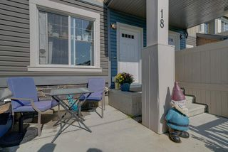 Photo 20: 18 1030 CHAPPELLE Boulevard in Edmonton: Zone 55 Townhouse for sale : MLS®# E4175766