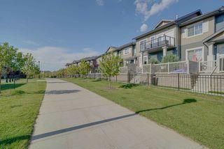Photo 1: 18 1030 CHAPPELLE Boulevard in Edmonton: Zone 55 Townhouse for sale : MLS®# E4175766