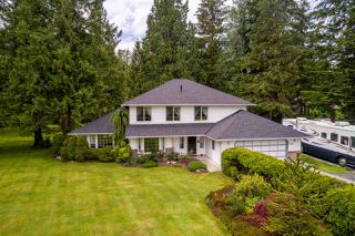 Main Photo: 8733 DEWDNEY TRUNK Road in Mission: Mission BC House for sale : MLS®# R2465474