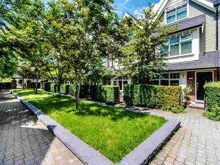 "Photo 1: 3762 WELWYN Street in Vancouver: Victoria VE Townhouse for sale in ""STORIES"" (Vancouver East)  : MLS®# R2476190"
