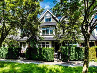 """Photo 2: 3762 WELWYN Street in Vancouver: Victoria VE Townhouse for sale in """"STORIES"""" (Vancouver East)  : MLS®# R2476190"""