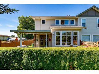 "Photo 2: 5 7475 GARNET Drive in Chilliwack: Sardis West Vedder Rd Townhouse for sale in ""Silver Creek Estates"" (Sardis)  : MLS®# R2481336"