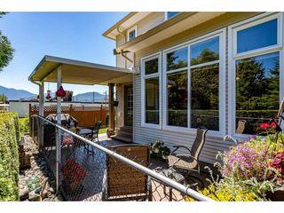 "Photo 35: 5 7475 GARNET Drive in Chilliwack: Sardis West Vedder Rd Townhouse for sale in ""Silver Creek Estates"" (Sardis)  : MLS®# R2481336"