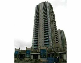 "Photo 1: 2502 2355 MADISON Avenue in Burnaby: Brentwood Park Condo for sale in ""OMA"" (Burnaby North)  : MLS®# V786669"