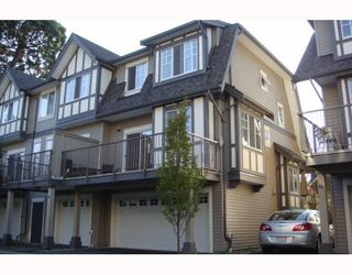 Photo 2: 23 7331 HEATHER Street in Richmond: McLennan North Townhouse for sale : MLS®# V789078