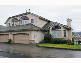 Photo 1: 429 BROMLEY Street in Coquitlam: Coquitlam East Townhouse for sale : MLS®# V802990