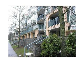 """Photo 1: 411 1199 WESTWOOD Street in Coquitlam: North Coquitlam Condo for sale in """"LAKESIDE TERRACE"""" : MLS®# V842166"""