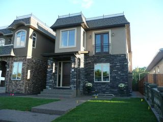 Photo 1: 611 54 Avenue SW in CALGARY: Windsor Park Residential Detached Single Family for sale (Calgary)  : MLS®# C3445167