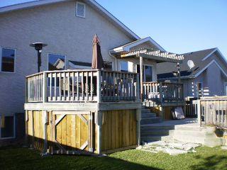 Photo 16: 250 BAIRDMORE Boulevard in WINNIPEG: Fort Garry / Whyte Ridge / St Norbert Residential for sale (South Winnipeg)  : MLS®# 1019372