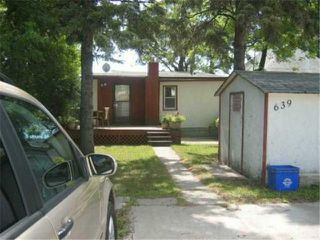 Photo 2: 639 NAIRN Avenue in WINNIPEG: East Kildonan Residential for sale (North East Winnipeg)  : MLS®# 2612863