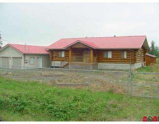 "Main Photo: 3755 STEWART Road: Yarrow House for sale in ""YARROW"" : MLS®# H2804020"