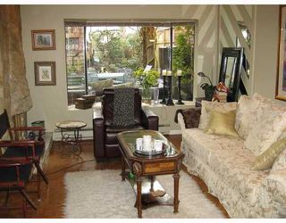 """Photo 1: 5 960 W 13TH Avenue in Vancouver: Fairview VW Townhouse for sale in """"BRICKHOUSE"""" (Vancouver West)  : MLS®# V749405"""