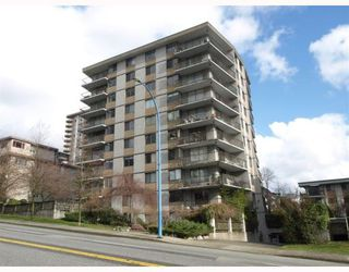 "Photo 1: 303 540 LONSDALE Avenue in North_Vancouver: Lower Lonsdale Condo for sale in ""Grosvenor Place"" (North Vancouver)  : MLS®# V757552"