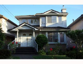 Main Photo: 5308 NEVILLE Street in Burnaby: South Slope House for sale (Burnaby South)  : MLS®# V776590