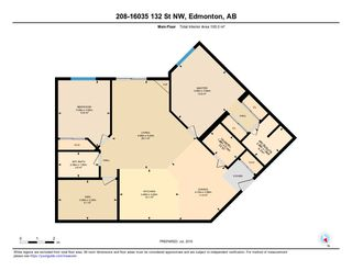 Photo 29: 208 16035 132 Street in Edmonton: Zone 27 Condo for sale : MLS®# E4165155