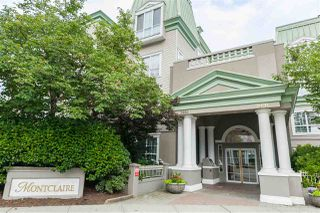 "Main Photo: 322 2980 PRINCESS Crescent in Coquitlam: Canyon Springs Condo for sale in ""MONTCLAIRE"" : MLS®# R2394884"