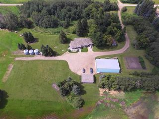Main Photo: 54527 RR 243: Rural Sturgeon County House for sale : MLS®# E4199372
