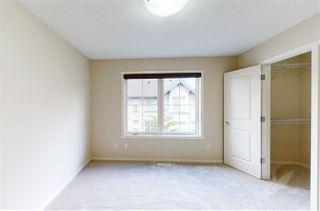 Photo 19: 47 603 WATT Boulevard in Edmonton: Zone 53 Townhouse for sale : MLS®# E4200626