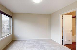 Photo 23: 47 603 WATT Boulevard in Edmonton: Zone 53 Townhouse for sale : MLS®# E4200626