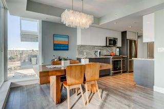 Photo 1: 708 519 RIVERFRONT Avenue SE in Calgary: Downtown East Village Apartment for sale : MLS®# A1037488