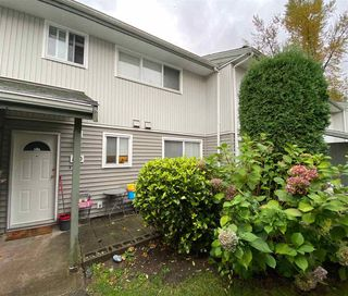 """Photo 1: 80 45185 WOLFE Road in Chilliwack: Chilliwack W Young-Well Townhouse for sale in """"Townsend Greens"""" : MLS®# R2509037"""