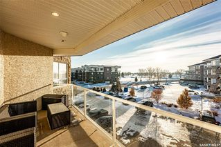 Photo 23: 310 405 Cartwright Street in Saskatoon: The Willows Residential for sale : MLS®# SK838210