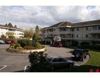"Photo 2: 117 2451 GLADWIN Road in Abbotsford: Abbotsford West Condo for sale in ""CENTENNIAL COURT"" : MLS®# F2912333"