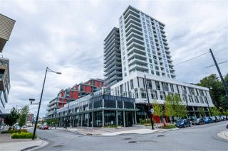 "Photo 1: 414 3451 SAWMILL Crescent in Vancouver: South Marine Condo for sale in ""OPUS AT QUARTET"" (Vancouver East)  : MLS®# R2468851"
