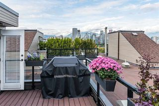 """Photo 27: 305 1299 W 7TH Avenue in Vancouver: Fairview VW Condo for sale in """"MARBELLA"""" (Vancouver West)  : MLS®# R2501313"""