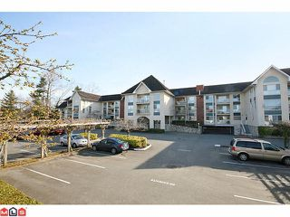 "Photo 1: 306 19835 64TH Avenue in Langley: Willoughby Heights Condo for sale in ""WILLOWBROOK GATE"" : MLS®# F1007312"