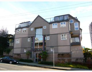 Photo 1: 104 1318 THURLOW Street in Vancouver: West End VW Condo for sale (Vancouver West)  : MLS®# V746287