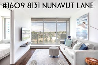 "Main Photo: 1609 8131 NUNAVUT Lane in Vancouver: Marpole Condo for sale in ""MC2"" (Vancouver West)  : MLS®# R2389880"